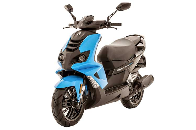 Peugeot Sdfight 4 50cc Scooter