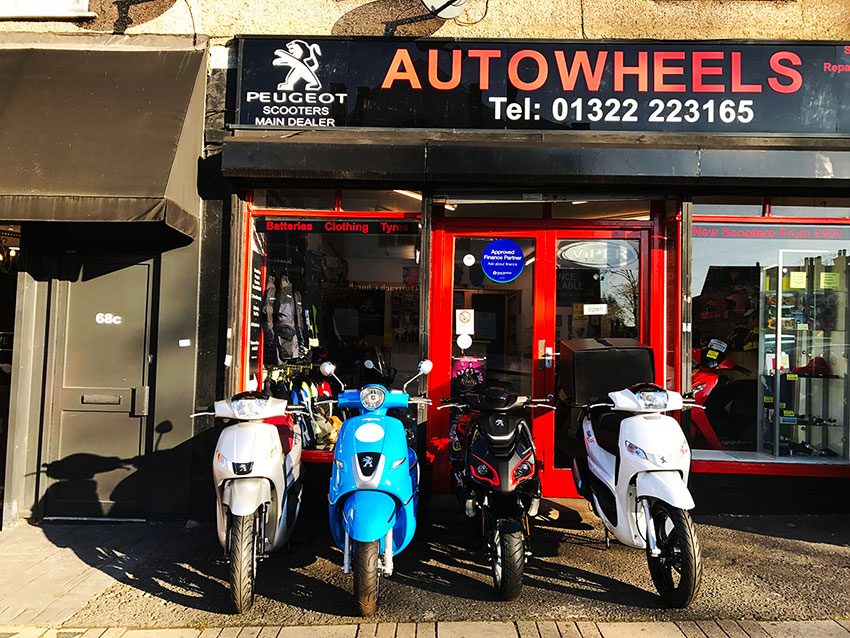 picture of Autowheels shopfront