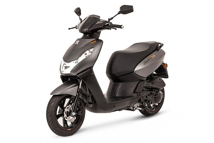 peugeot kisbee 50cc rs scooter. Black Bedroom Furniture Sets. Home Design Ideas